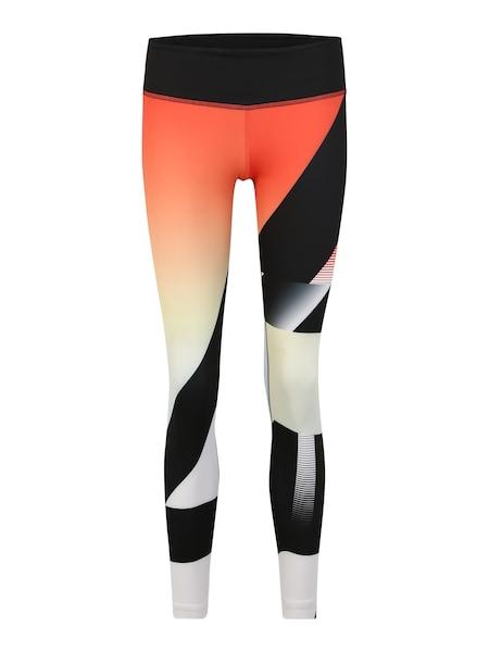 Hosen - Sporthose › Reebok › orange weiß schwarz  - Onlineshop ABOUT YOU