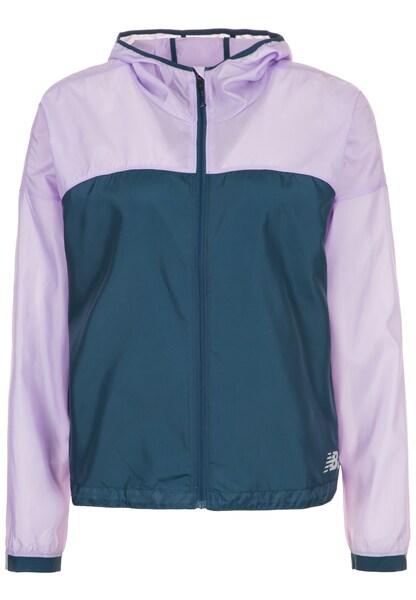 Jacken für Frauen - New Balance Jacke 'Lite 2.0' pastellblau lila  - Onlineshop ABOUT YOU