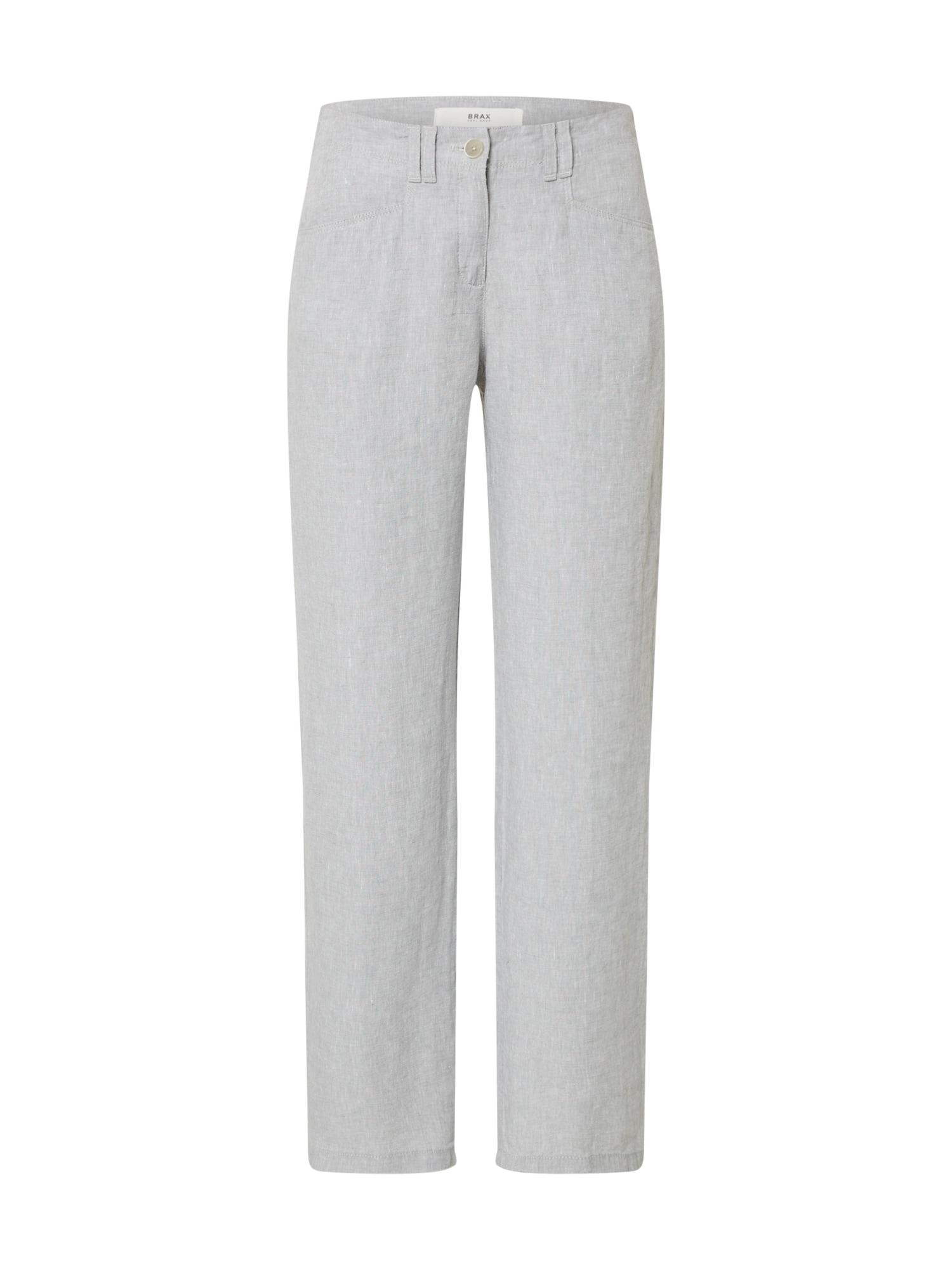 BRAX Kelnės 'FARINA' pilka
