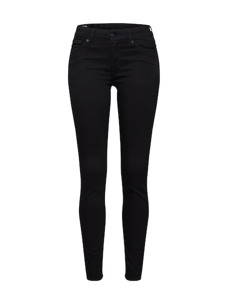 Hosen für Frauen - Jeans 'Juno High' › Kings Of Indigo › schwarz  - Onlineshop ABOUT YOU