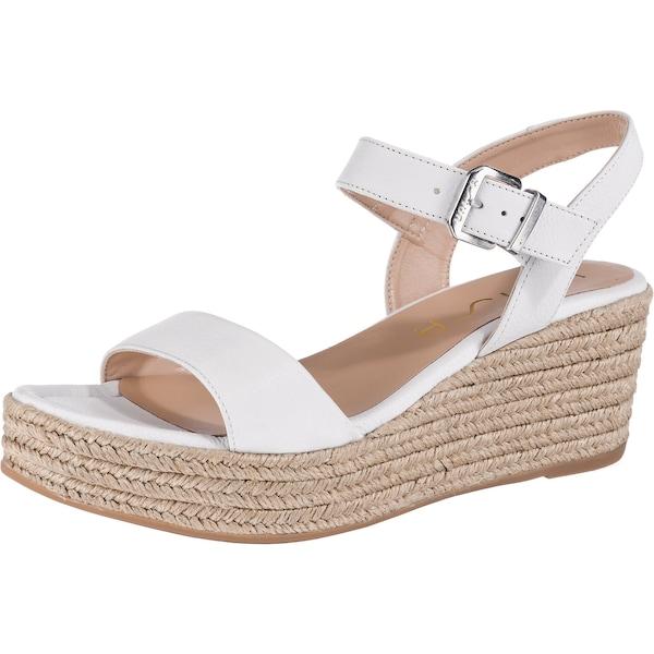 Sandalen - Sandaletten › Unisa › weiß  - Onlineshop ABOUT YOU
