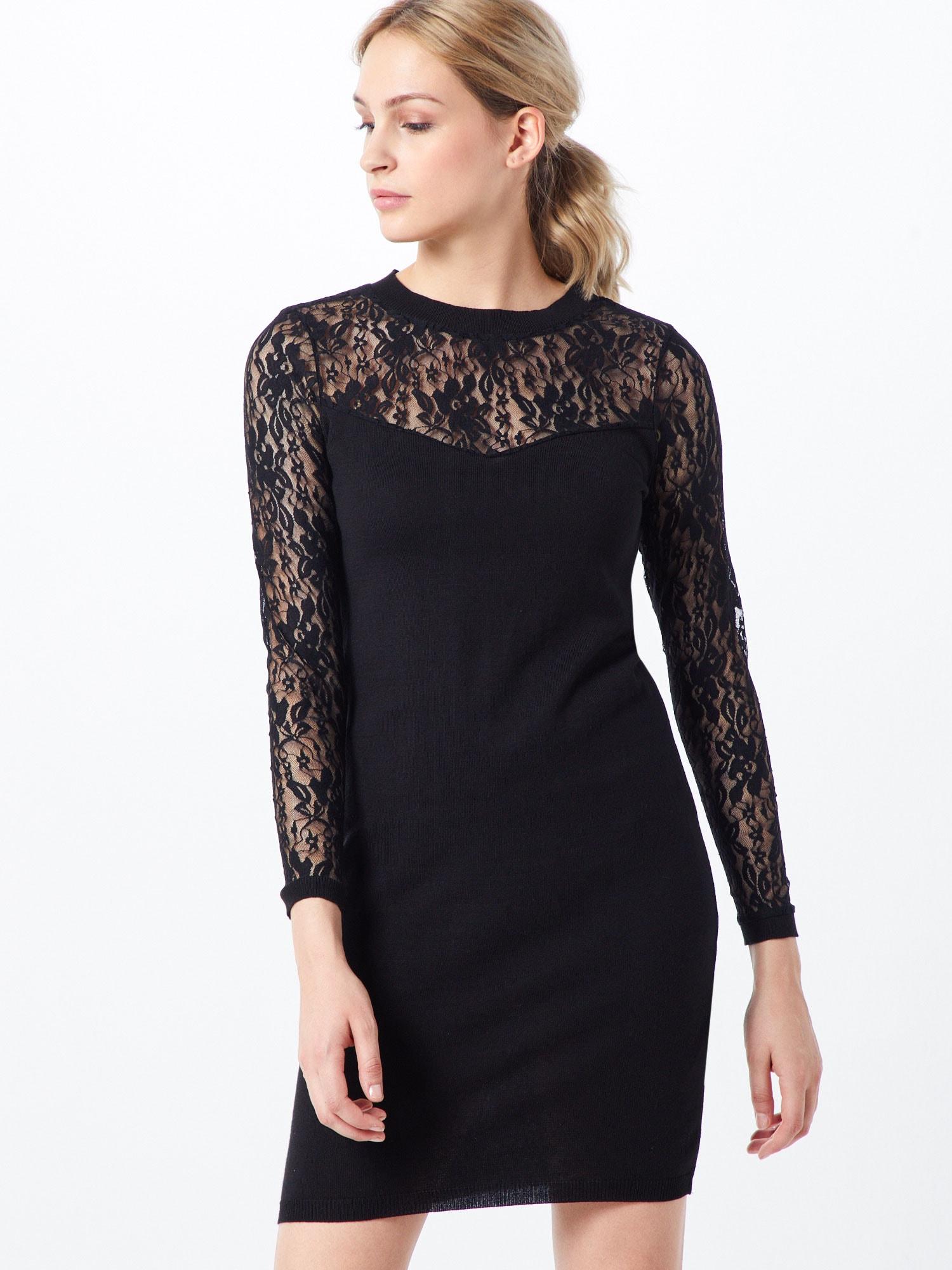 ABOUT YOU Cocktailklänning 'Doreen'  svart