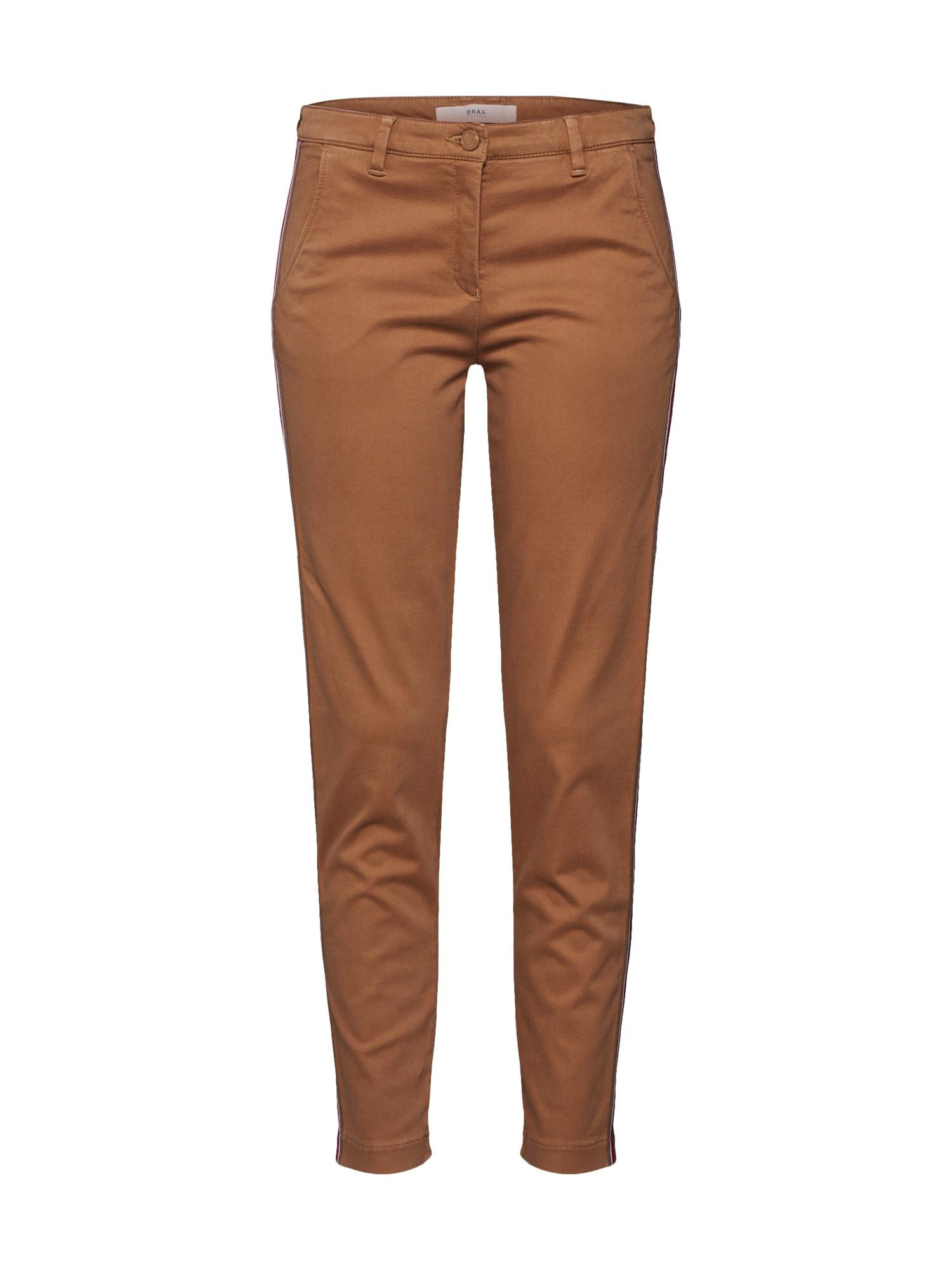 BRAX Kelnės 'Mabel' ruda (konjako)