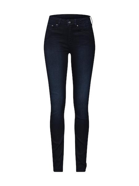 Hosen für Frauen - Jeans '3301 High Skinny Wmn' › G Star Raw › blue denim  - Onlineshop ABOUT YOU