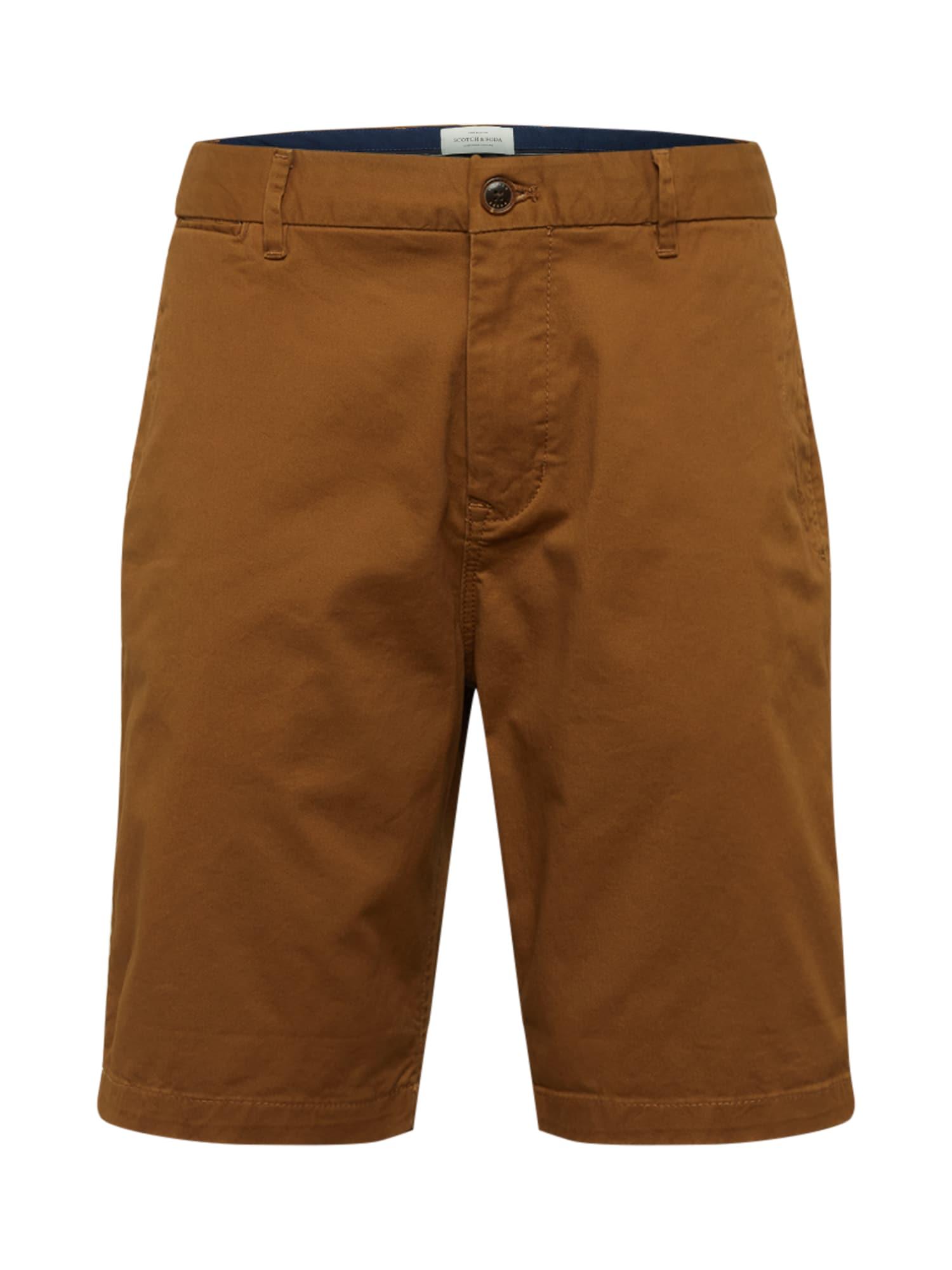 SCOTCH & SODA Kelnės ruda