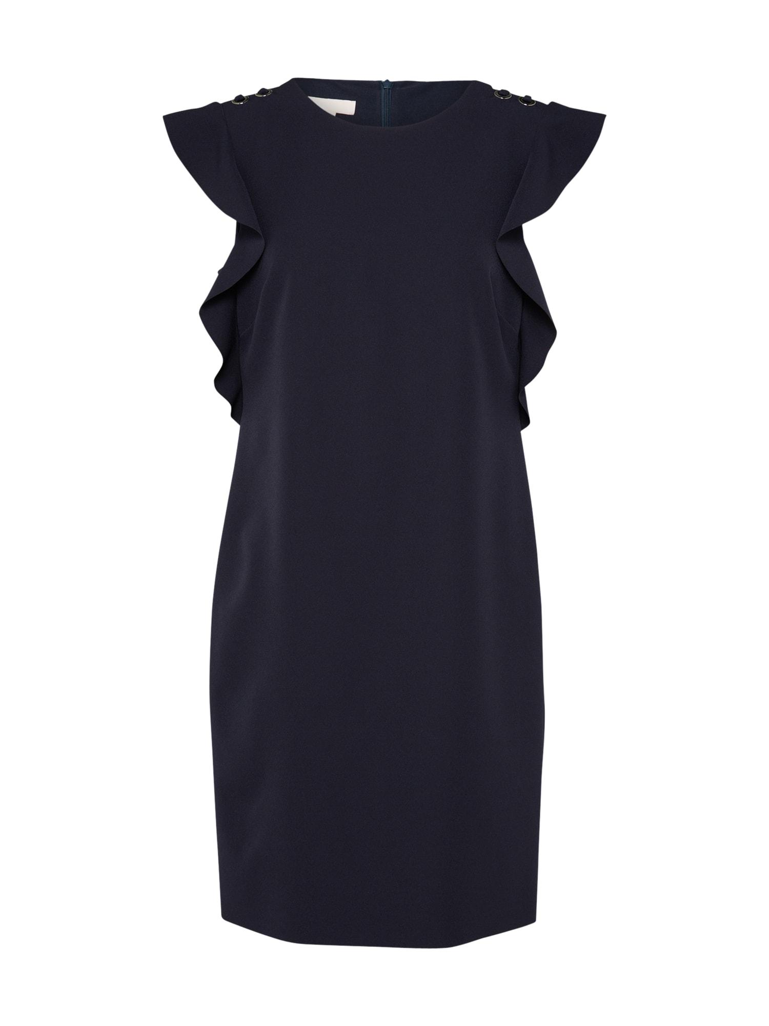 Šaty Gewebe noční modrá Talkabout