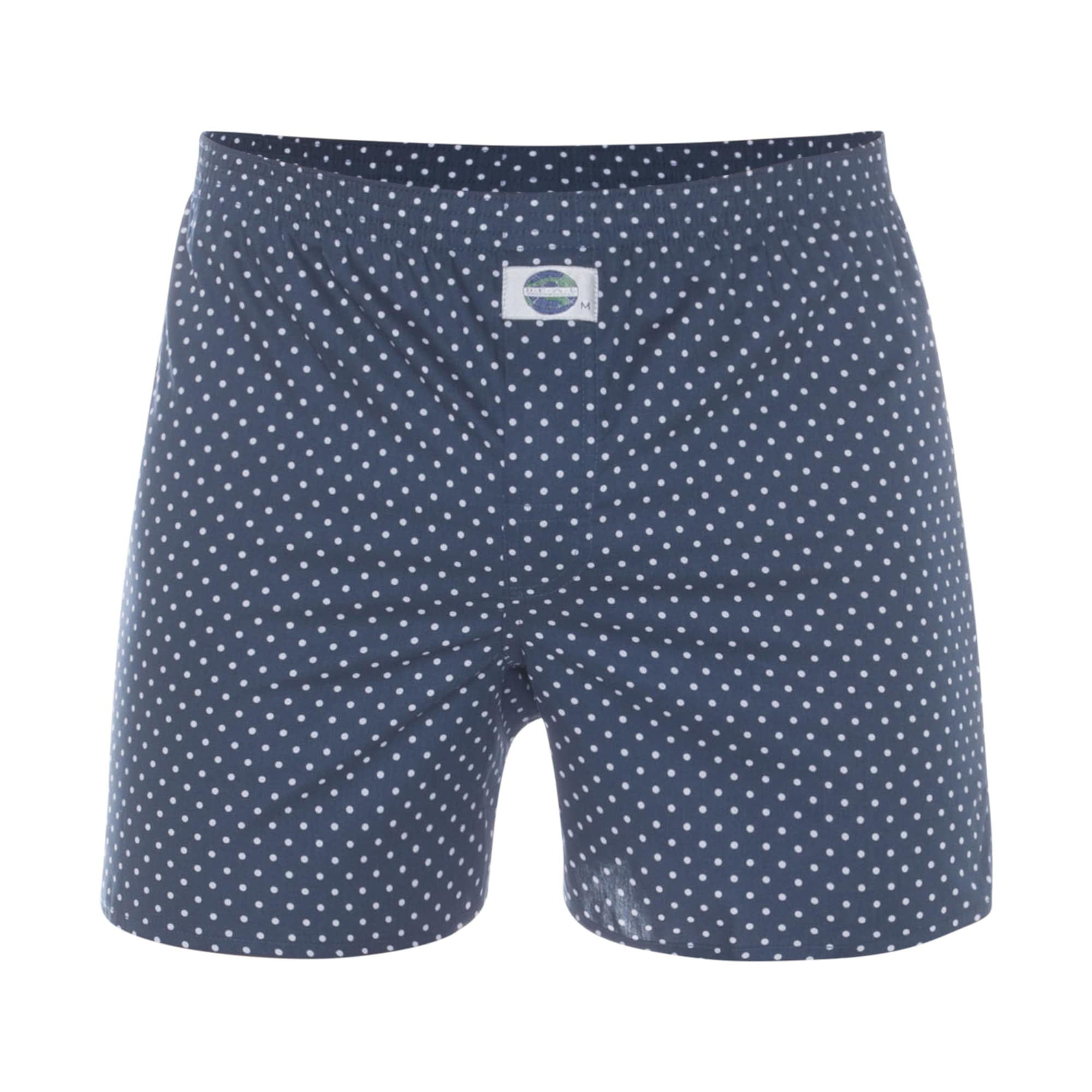 Boxerky Dots marine D.E.A.L International