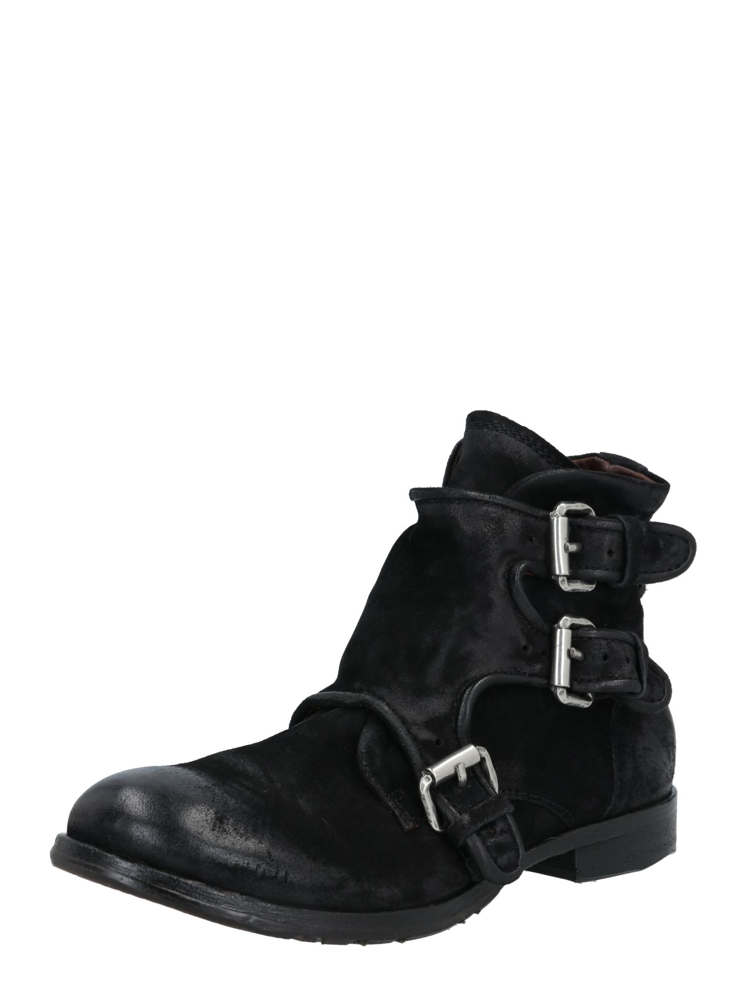 A.S.98 Cizme  negru