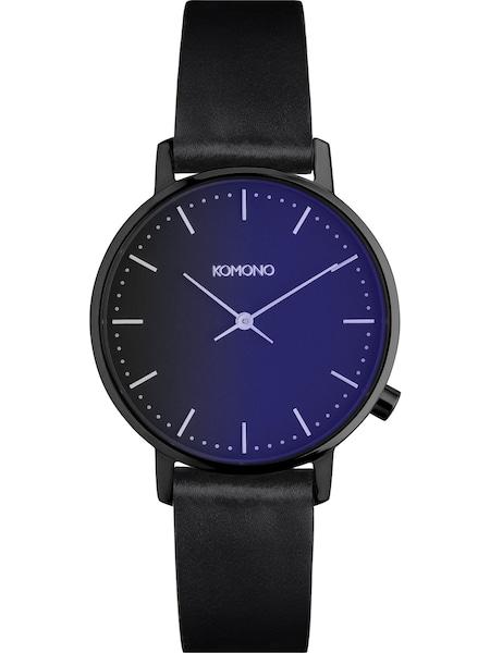 Uhren - Uhr › Komono › indigo schwarz  - Onlineshop ABOUT YOU