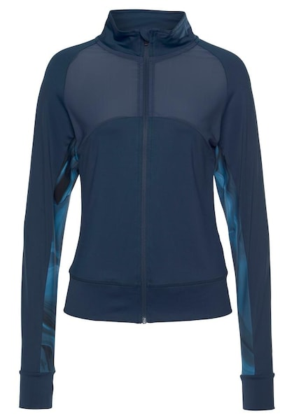 Jacken - Laufjacke 'Like a Feather' › ACTIVE BY LASCANA › marine  - Onlineshop ABOUT YOU