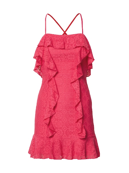 Festtagsmode - Kleid 'Flamingo' › Love Triangle › neonpink  - Onlineshop ABOUT YOU