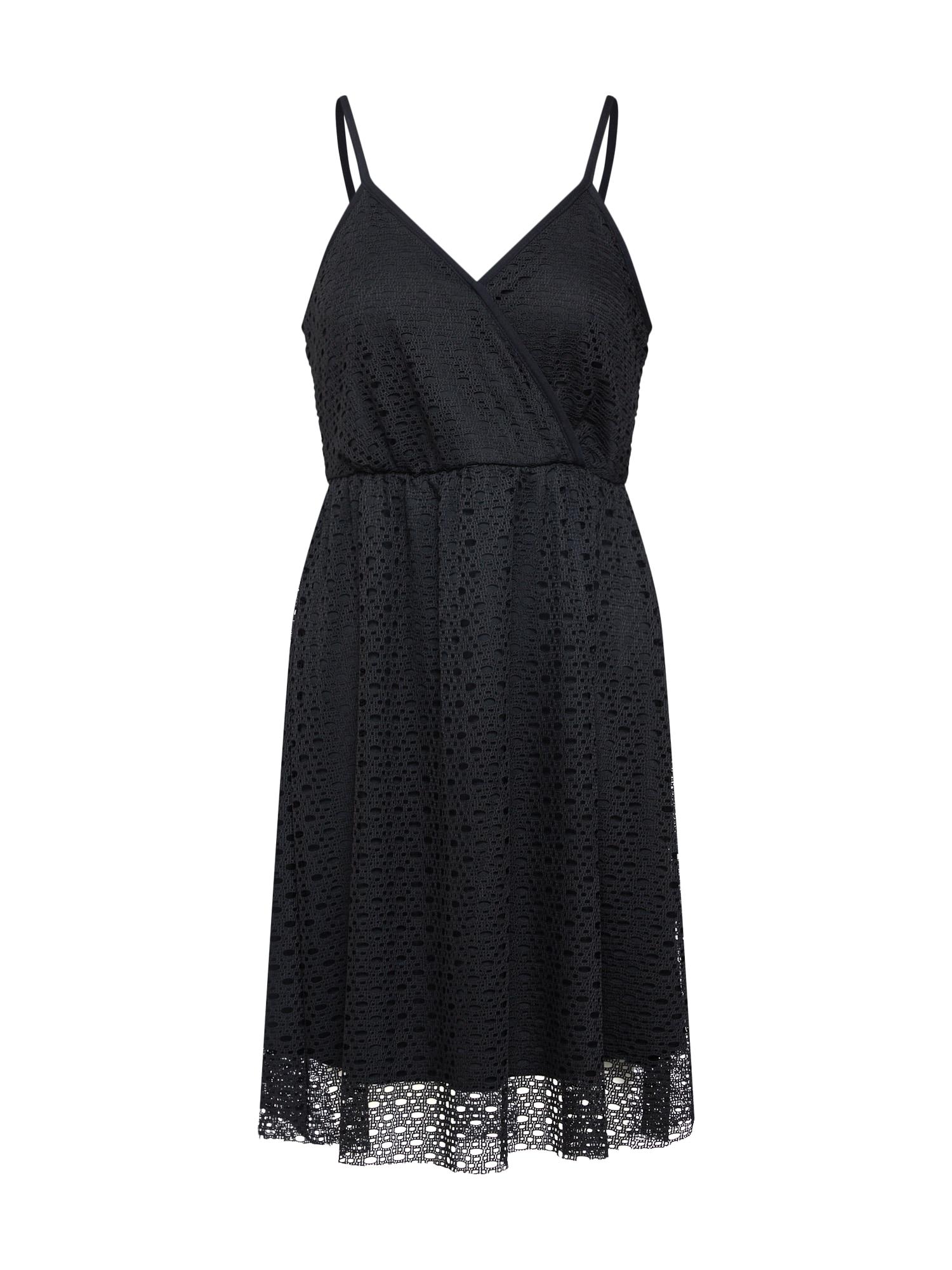ABOUT YOU Ruha 'Selma Dress'  fekete