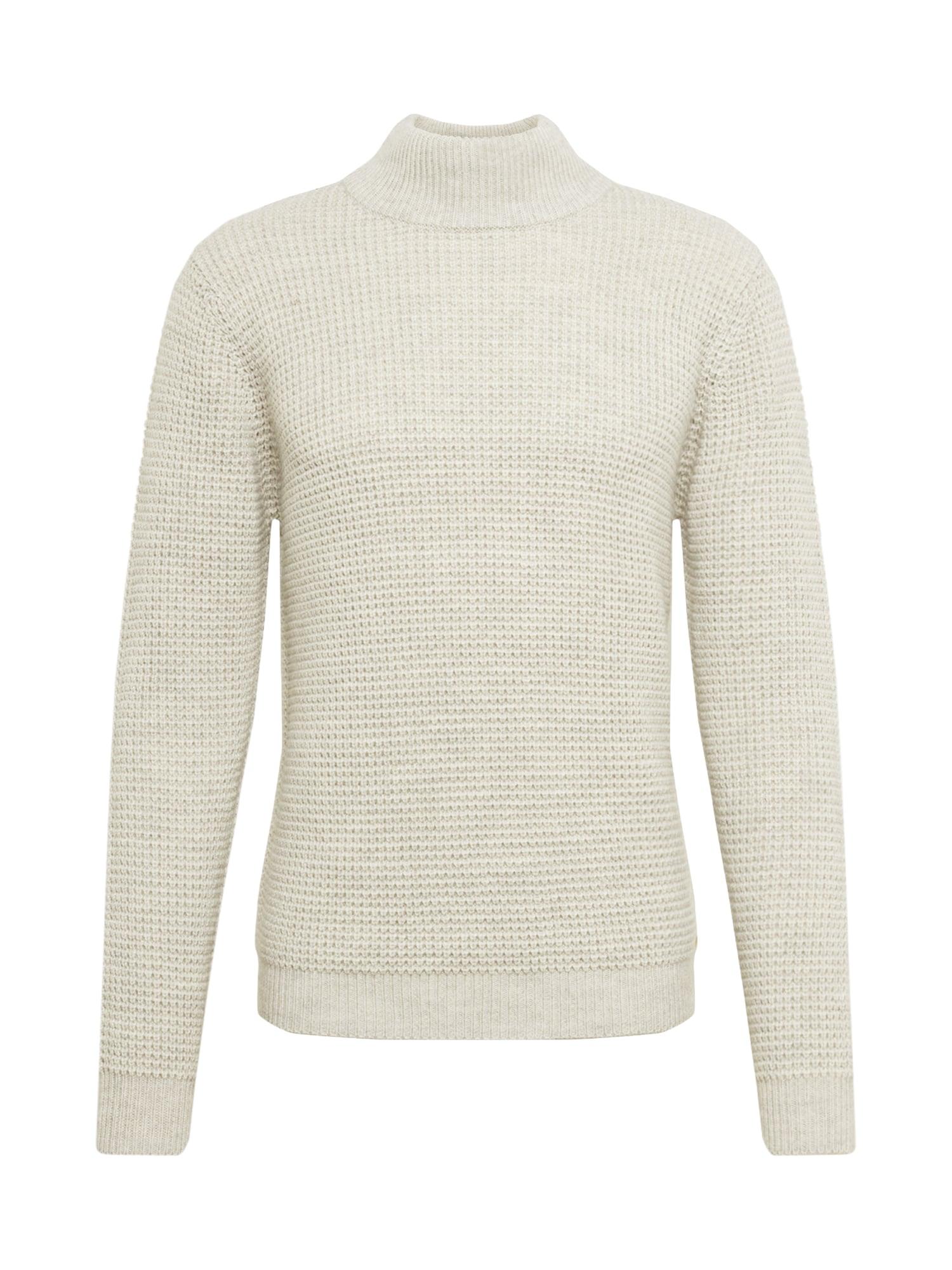 BURTON MENSWEAR LONDON Megztinis 'wardour' pilka