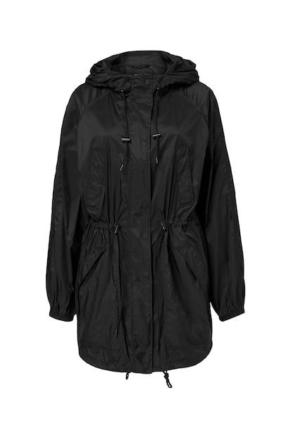 Jacken für Frauen - HALLHUBER Windparka schwarz  - Onlineshop ABOUT YOU