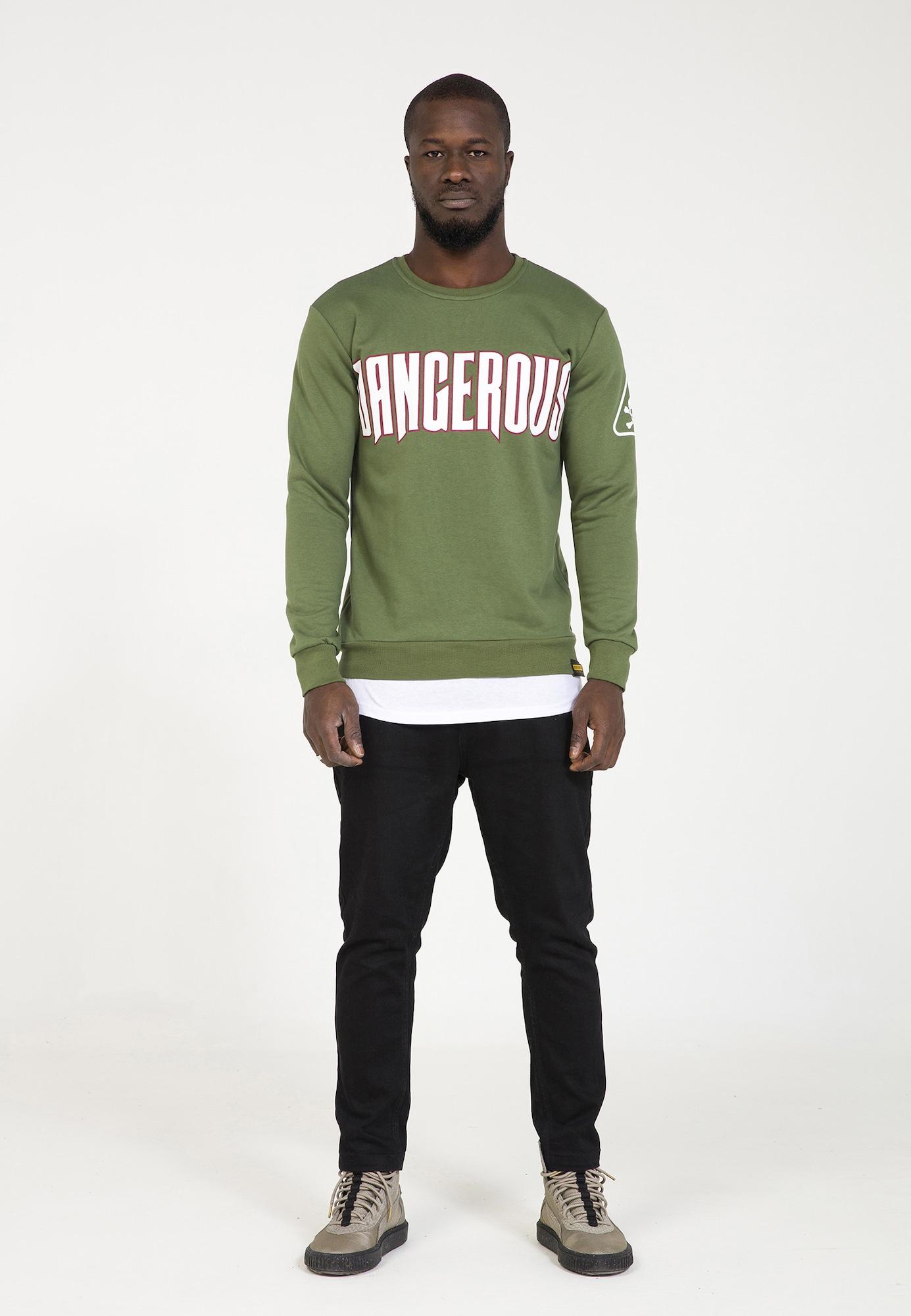Sweatshirt PLUS EIGHTEEN