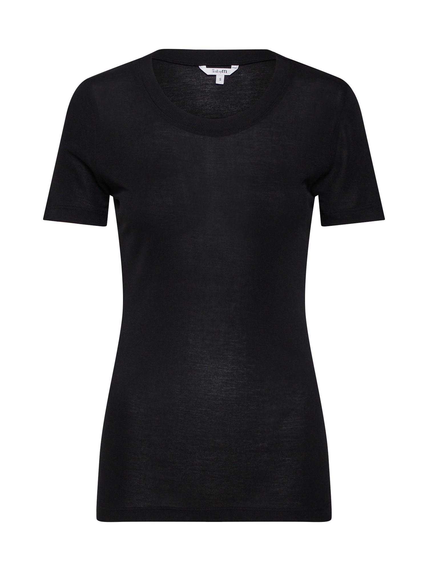 Tričko Samira černá Mbym