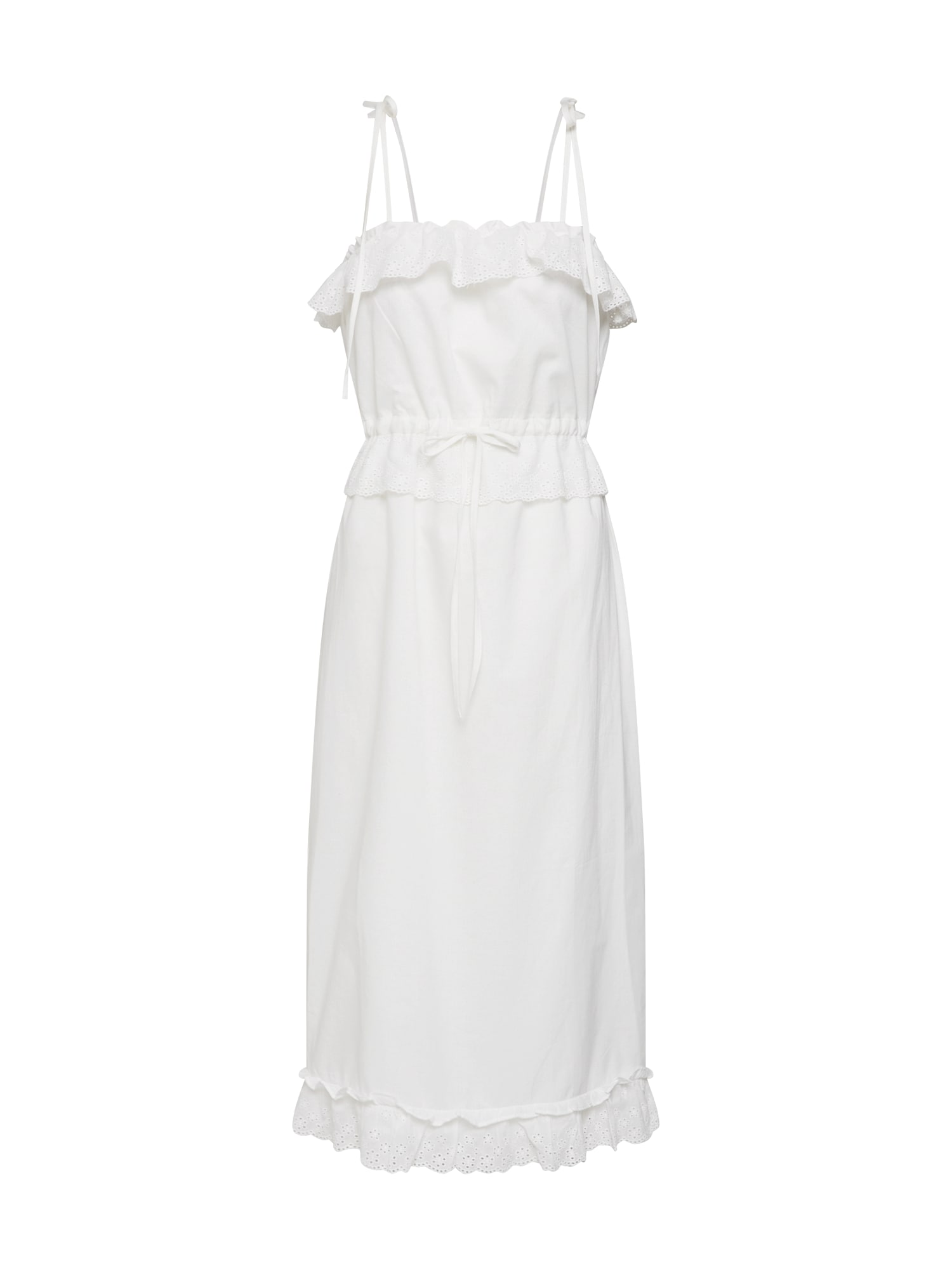 Letní šaty FROO slonová kost Fashion Union