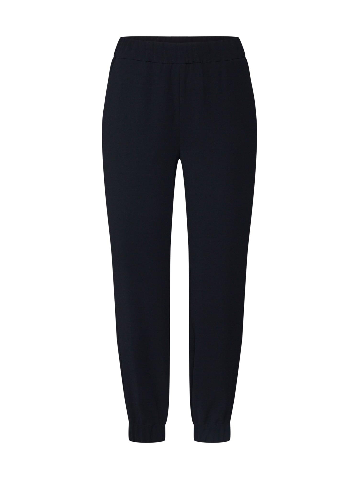 DRYKORN Chino stiliaus kelnės 'RASE' juoda