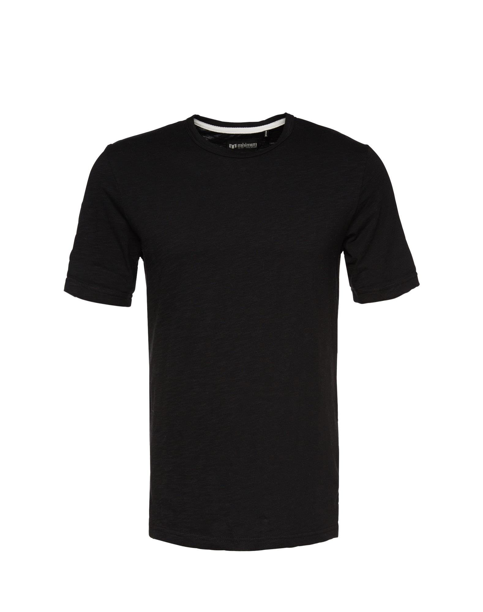 minimum Tričko 'delta'  čierna