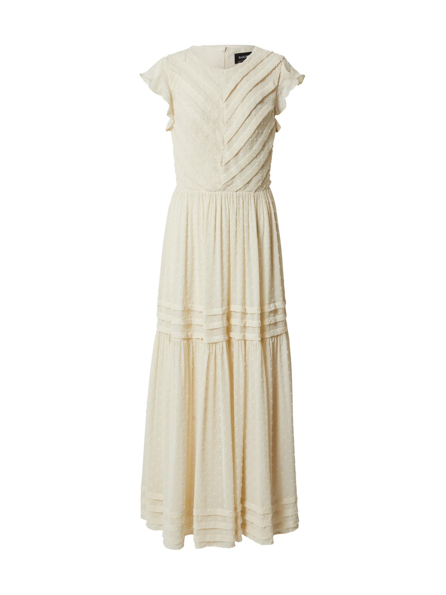 Bardot Vakarinė suknelė 'MABERLY' balta
