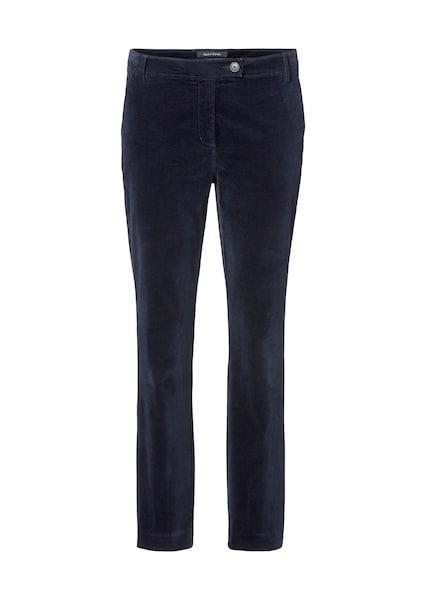 Hosen für Frauen - Marc O'Polo Hose 'Torne' kobaltblau  - Onlineshop ABOUT YOU