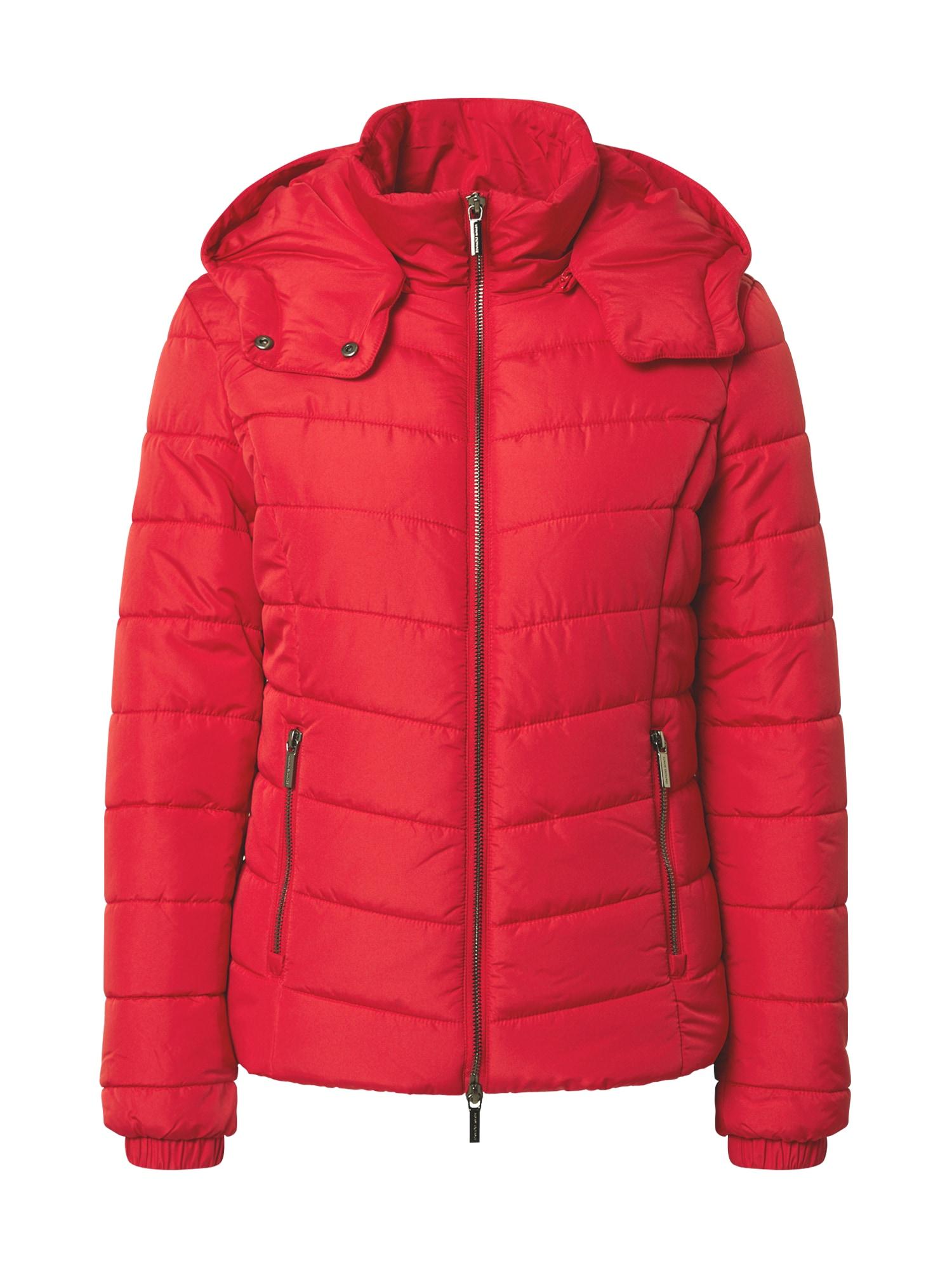 ARMANI EXCHANGE Žieminė striukė raudona