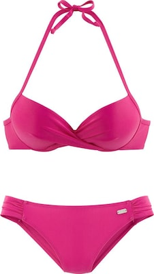 LASCANA Push-up-Bikini