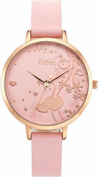 Uhren für Frauen - FIRETTI Quarzuhr rosegold rosa  - Onlineshop ABOUT YOU
