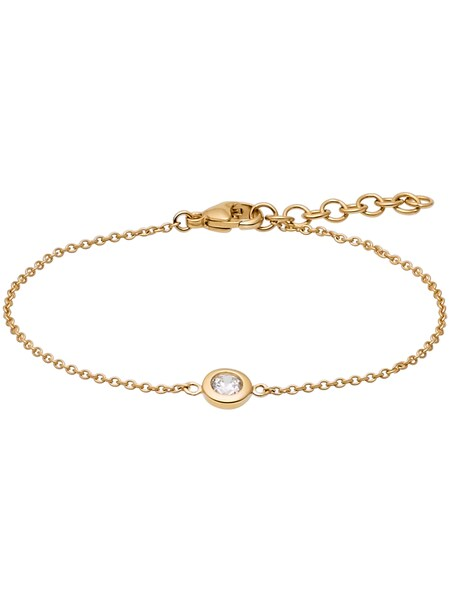 Armbaender für Frauen - CHRIST Armband gold transparent  - Onlineshop ABOUT YOU