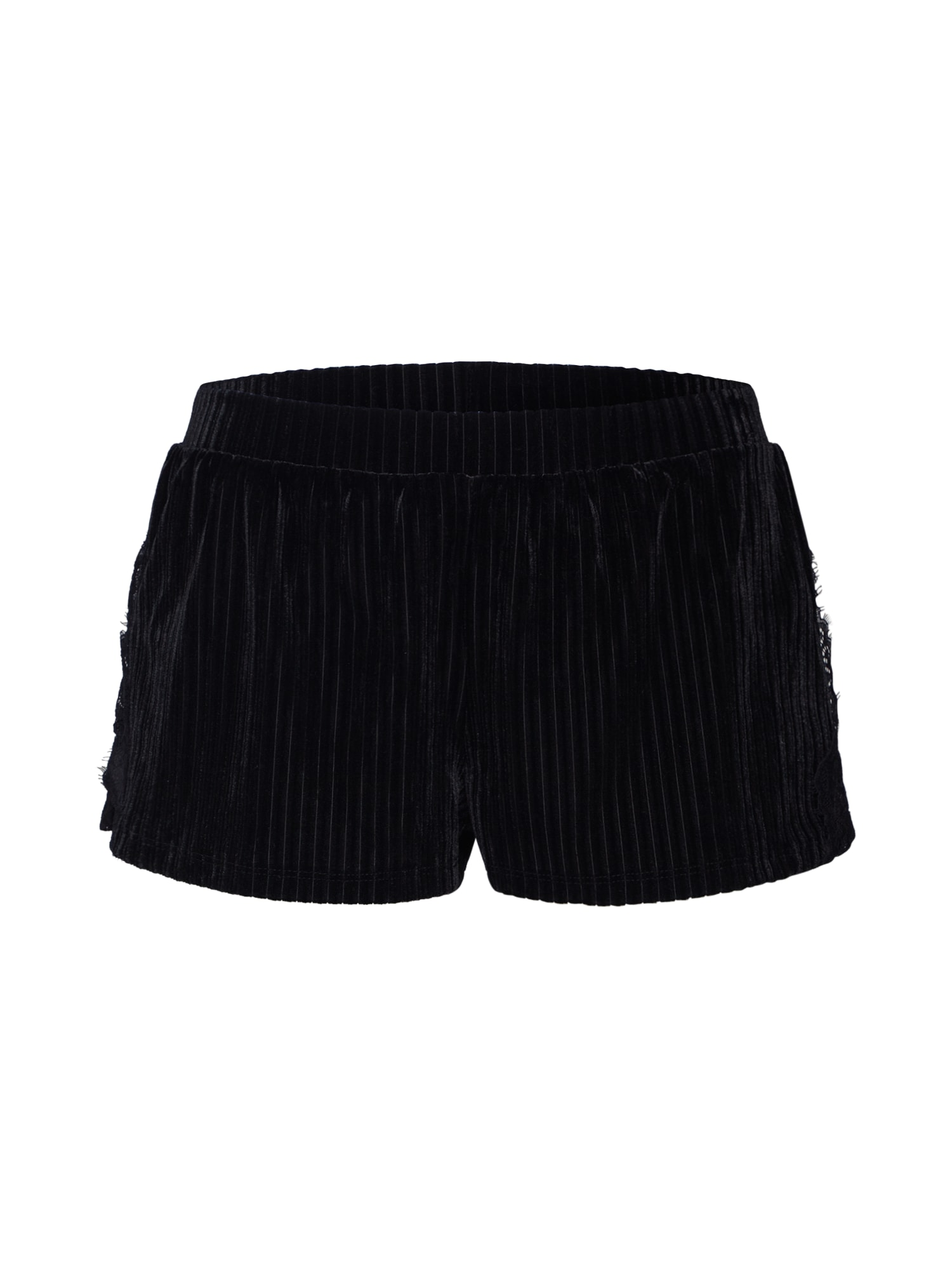 Hunkemöller Shorts  čierna
