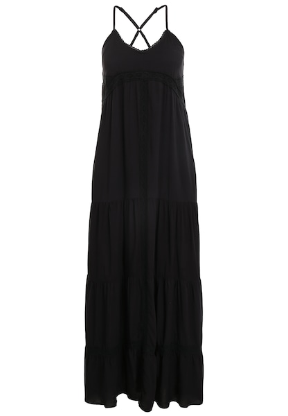 Festtagsmode - Damen Kleid › dreimaster › schwarz  - Onlineshop ABOUT YOU