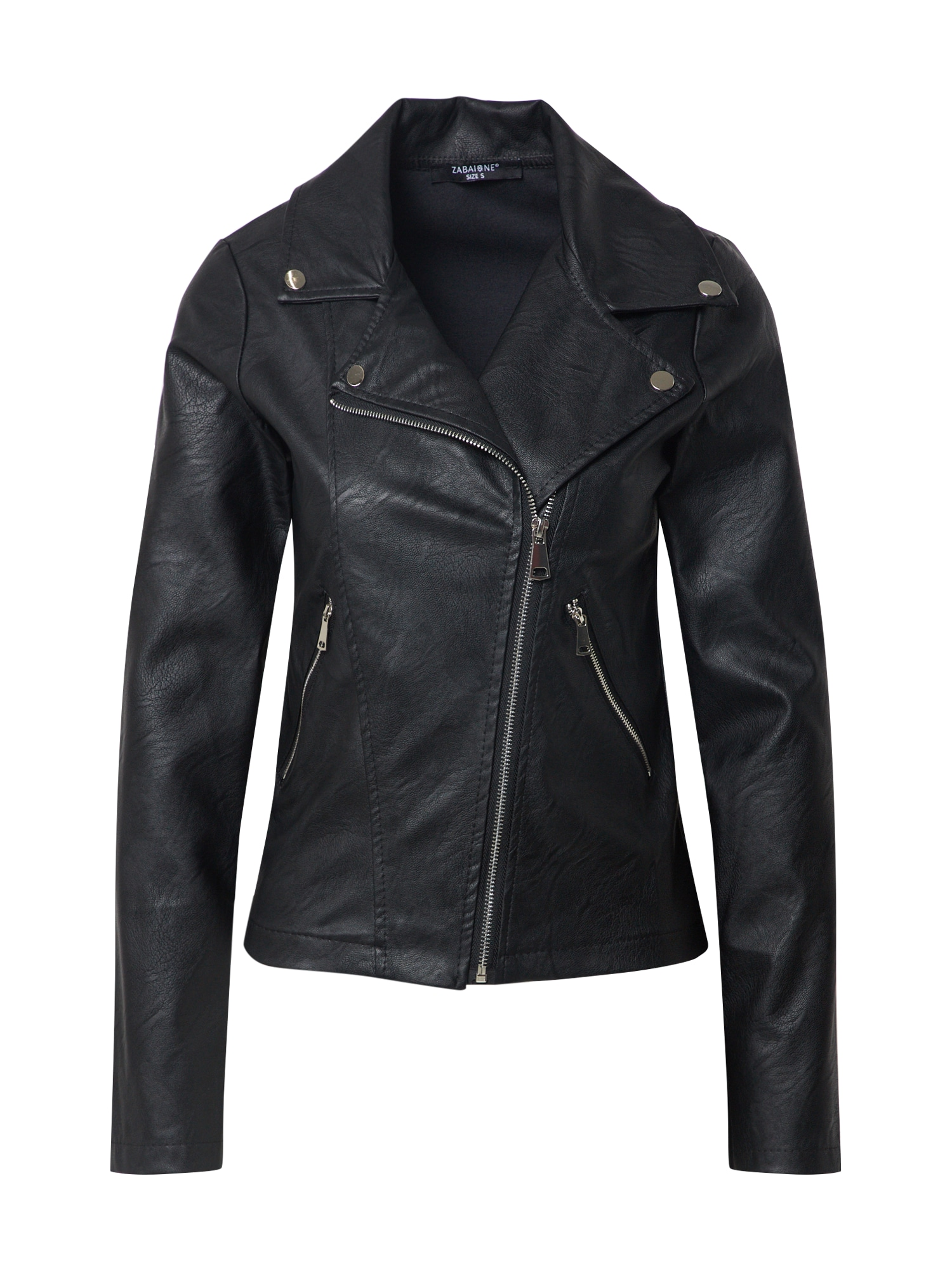 ZABAIONE Prechodná bunda 'Alina'  čierna