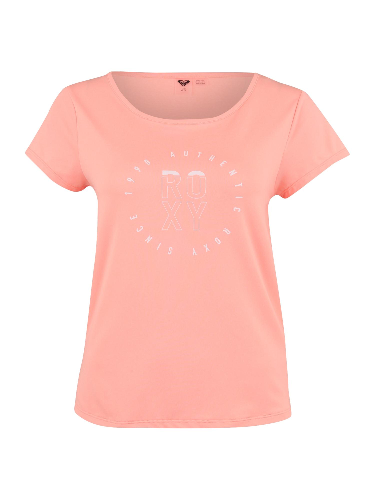 Funkční tričko LAST DANCE růžová ROXY