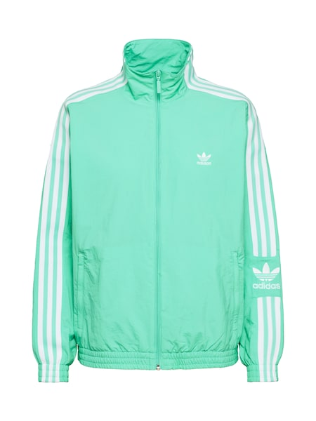 Jacken - Trainingsjacke 'LOCK UP TT' › ADIDAS ORIGINALS › mint  - Onlineshop ABOUT YOU