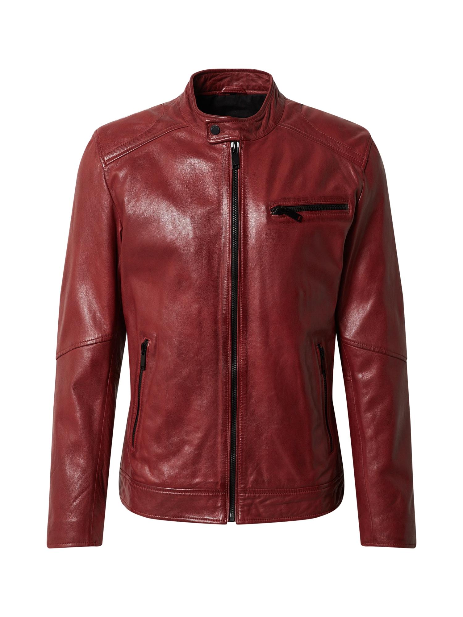 FREAKY NATION Prechodná bunda 'Lucky Jim'  červené