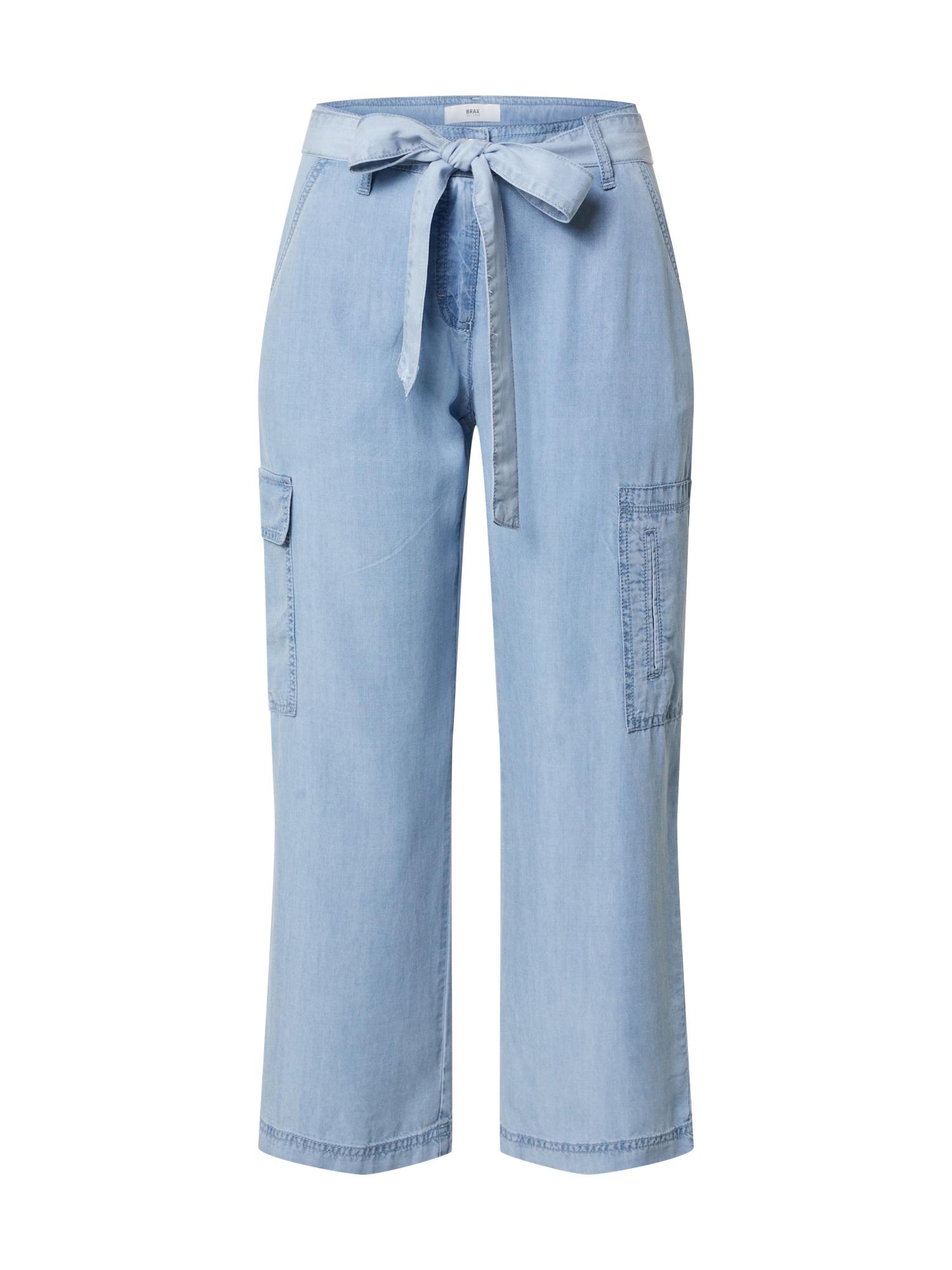 BRAX Džinsai 'MAINE S' tamsiai (džinso) mėlyna / šviesiai mėlyna