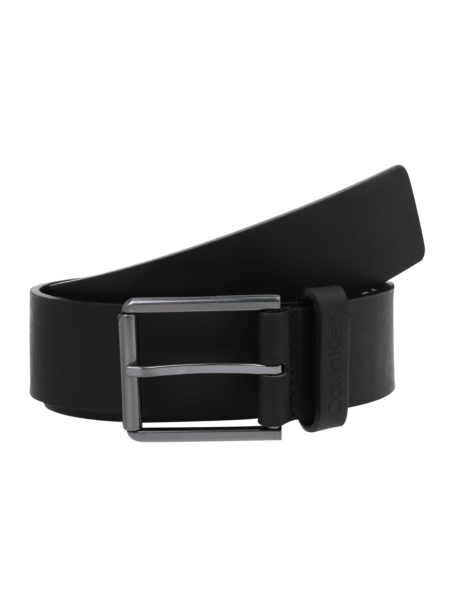 Calvin Klein Diržas '40MM ESSENTIAL' juoda