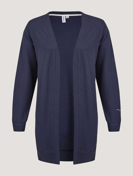 Jacken - Cardigan › cleptomanicx › blau  - Onlineshop ABOUT YOU