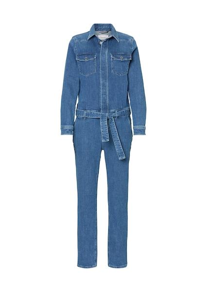 Hosen - Jumpsuit › Marc O'Polo DENIM › blue denim  - Onlineshop ABOUT YOU