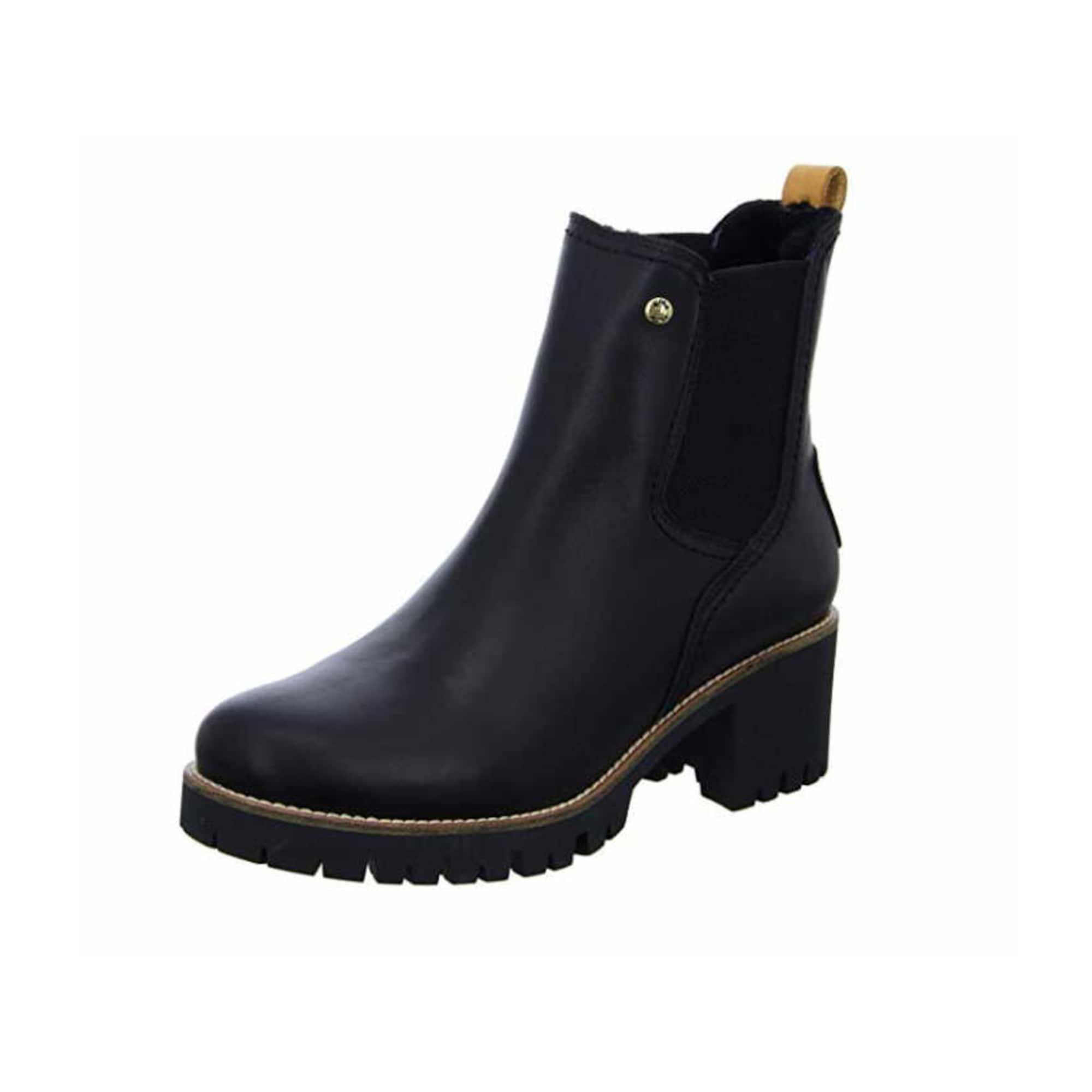 """PANAMA JACK """"Chelsea"""" batai juoda / medaus spalva"""