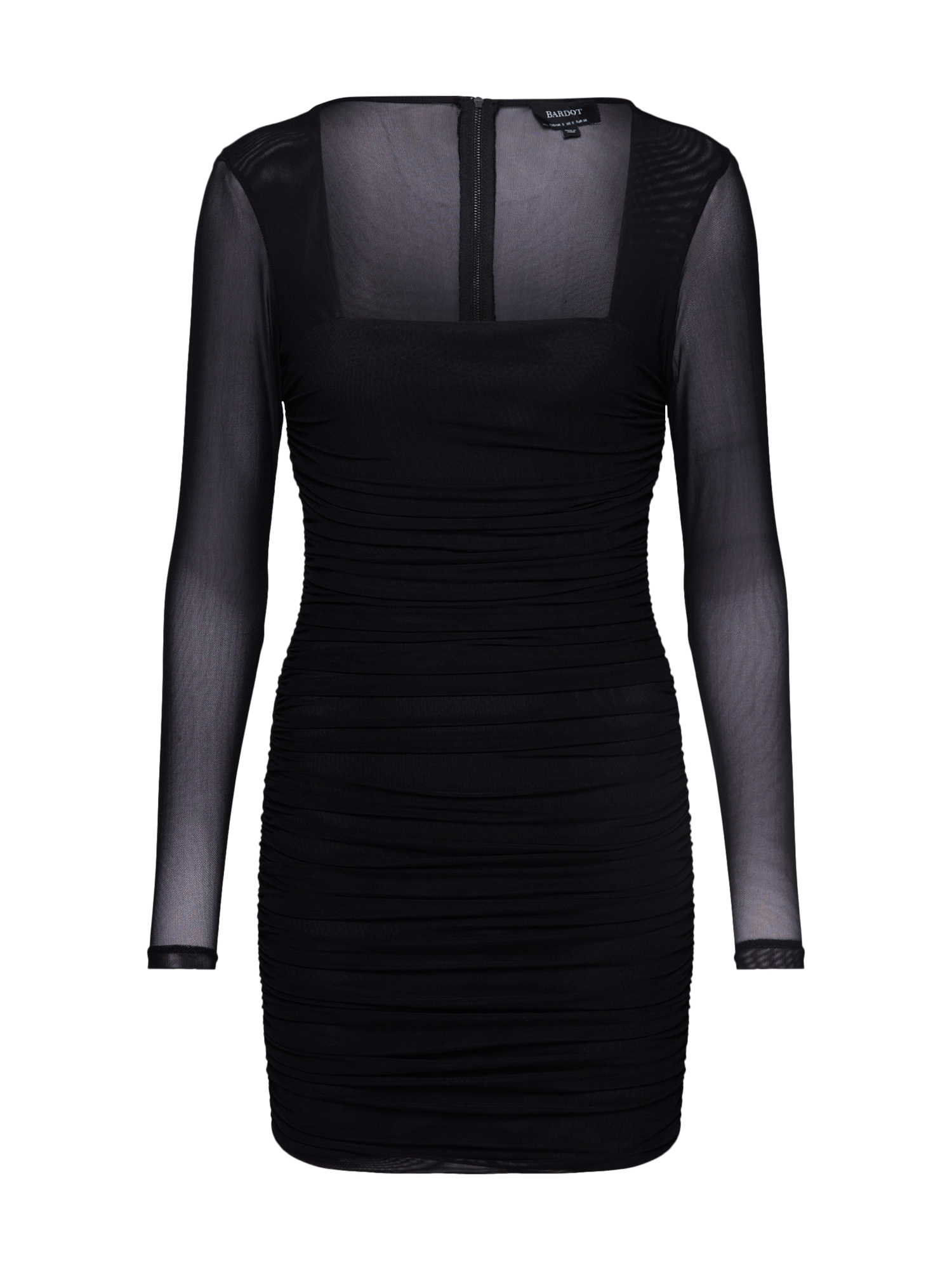 Bardot Šaty 'TASHA'  černá