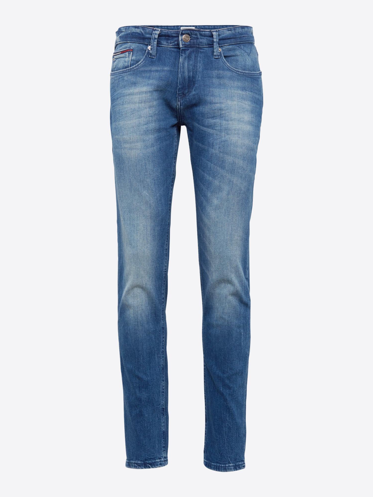 Tommy Jeans Jeans 'Slim Scanton BEMB'  blå denim