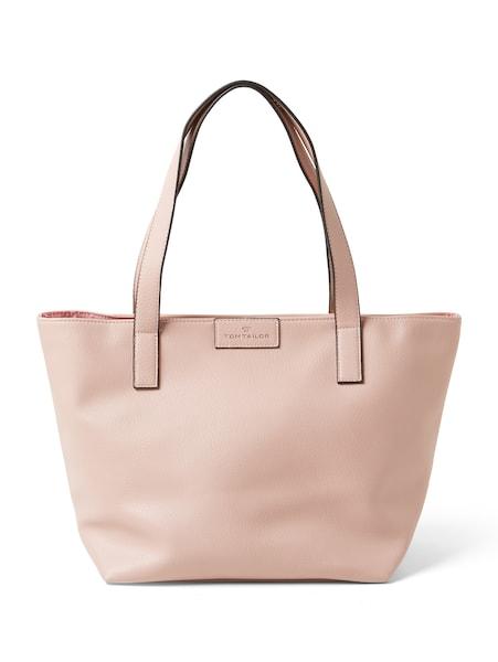 Shopper für Frauen - TOM TAILOR Shopper 'Miri' rosa  - Onlineshop ABOUT YOU