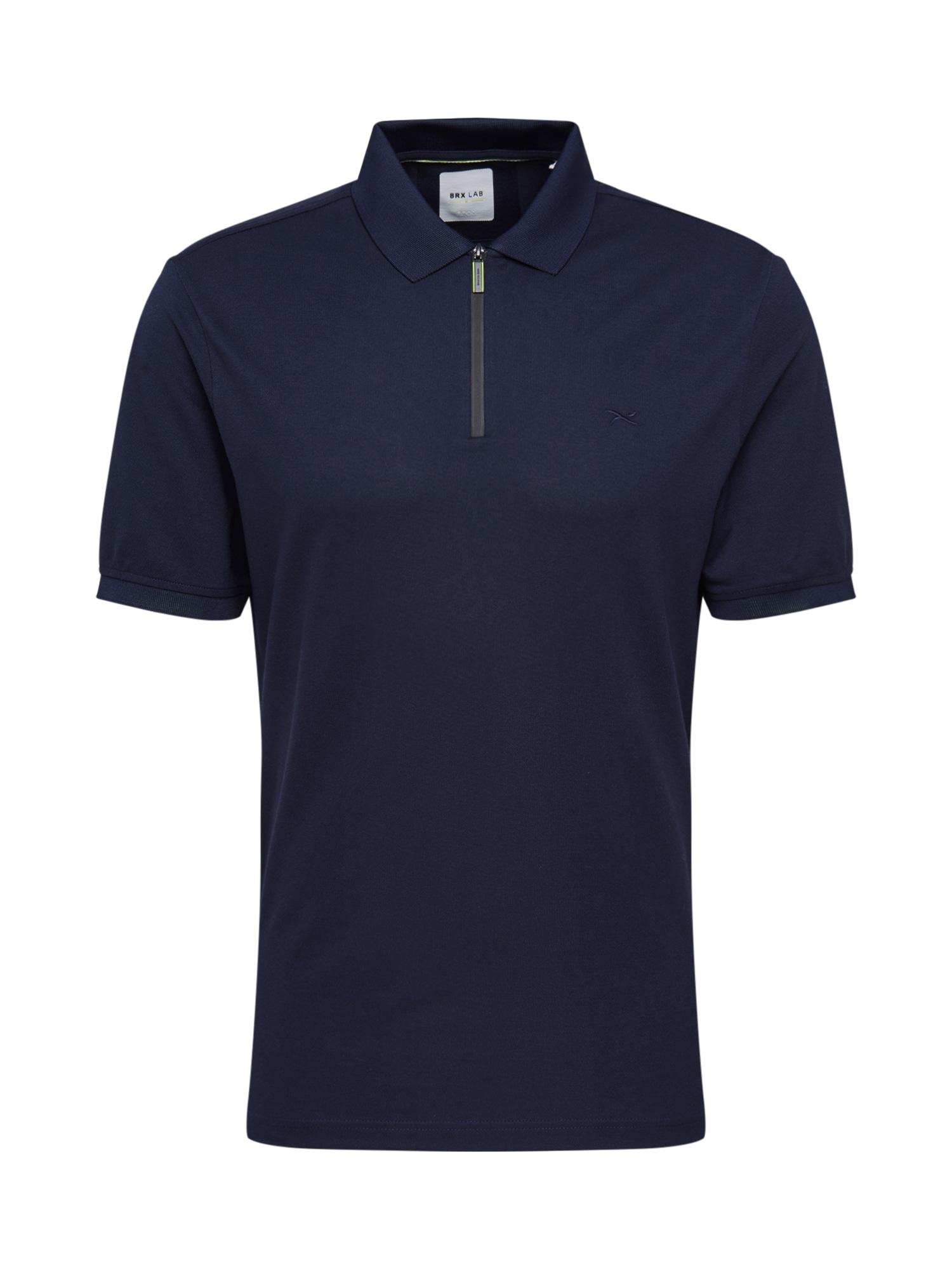 BRAX Marškinėliai 'Style Percy' nakties mėlyna