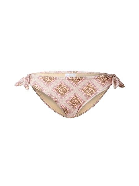 Bademode - Bikinihose 'Carlis' › Samsoe Samsoe › beige rosa  - Onlineshop ABOUT YOU