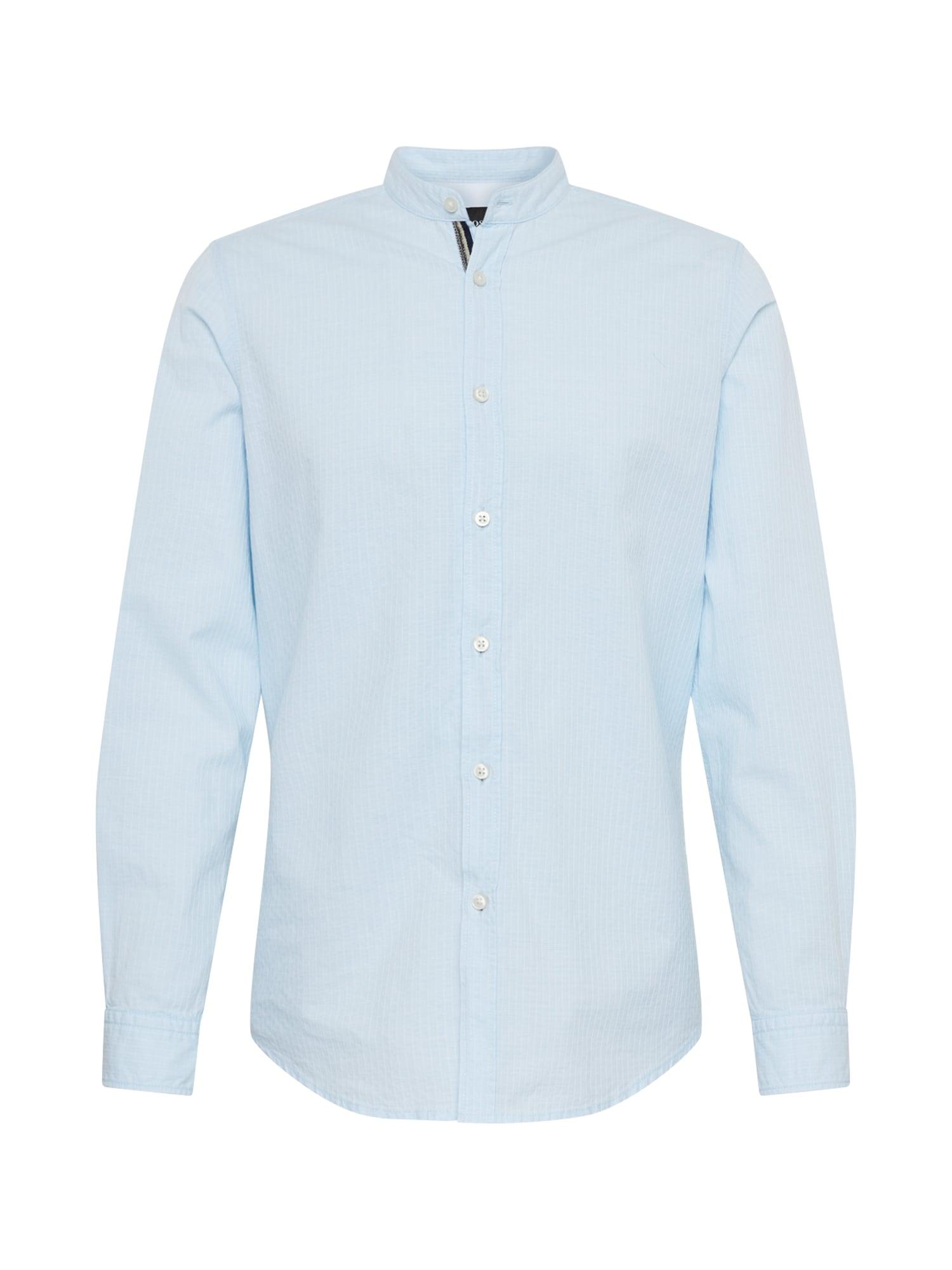 BOSS Dalykiniai marškiniai 'Race' mėlyna