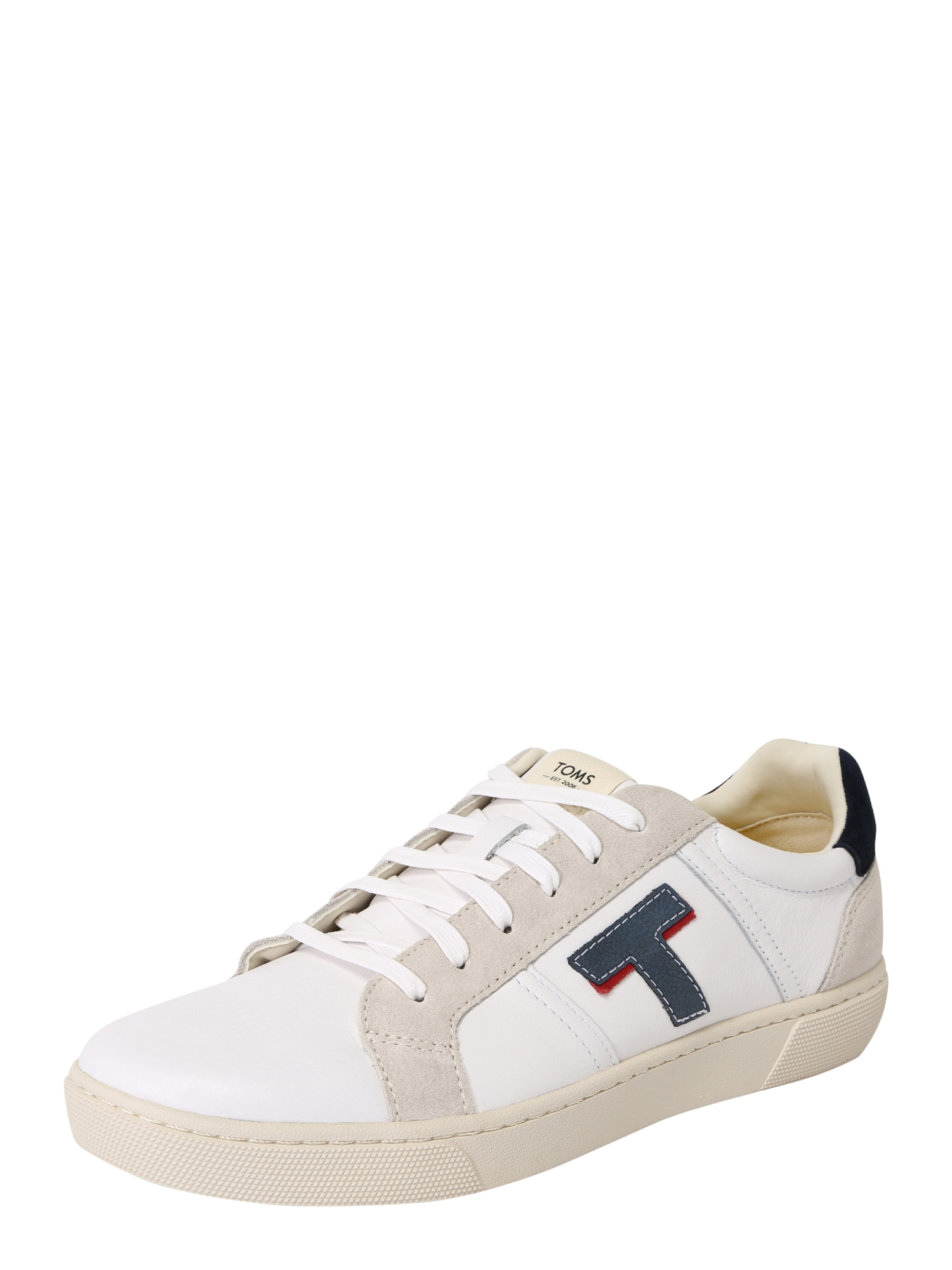 Tenisky LEANDRO offwhite TOMS