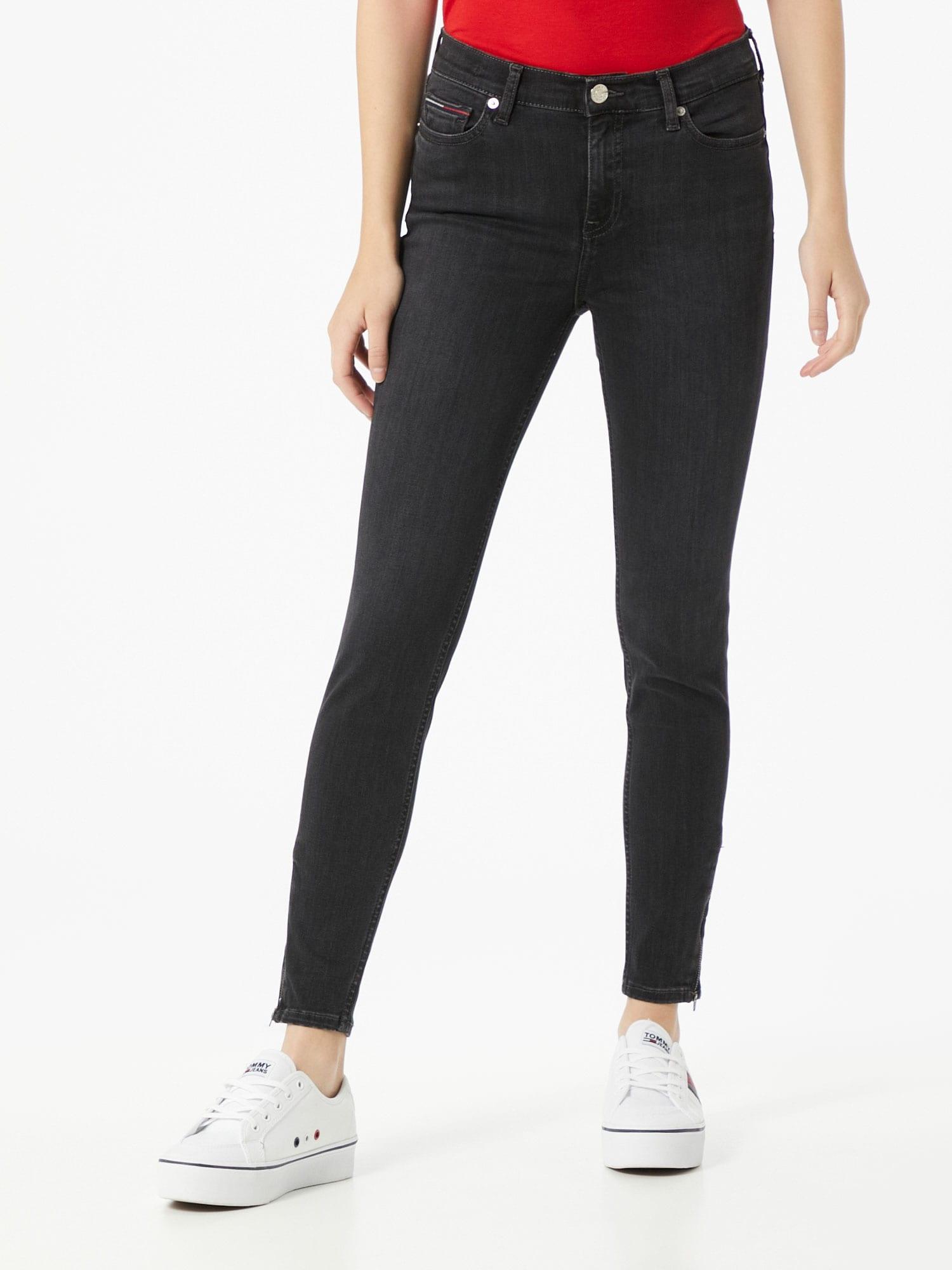 Tommy Jeans Jeans 'Nora'  svart denim