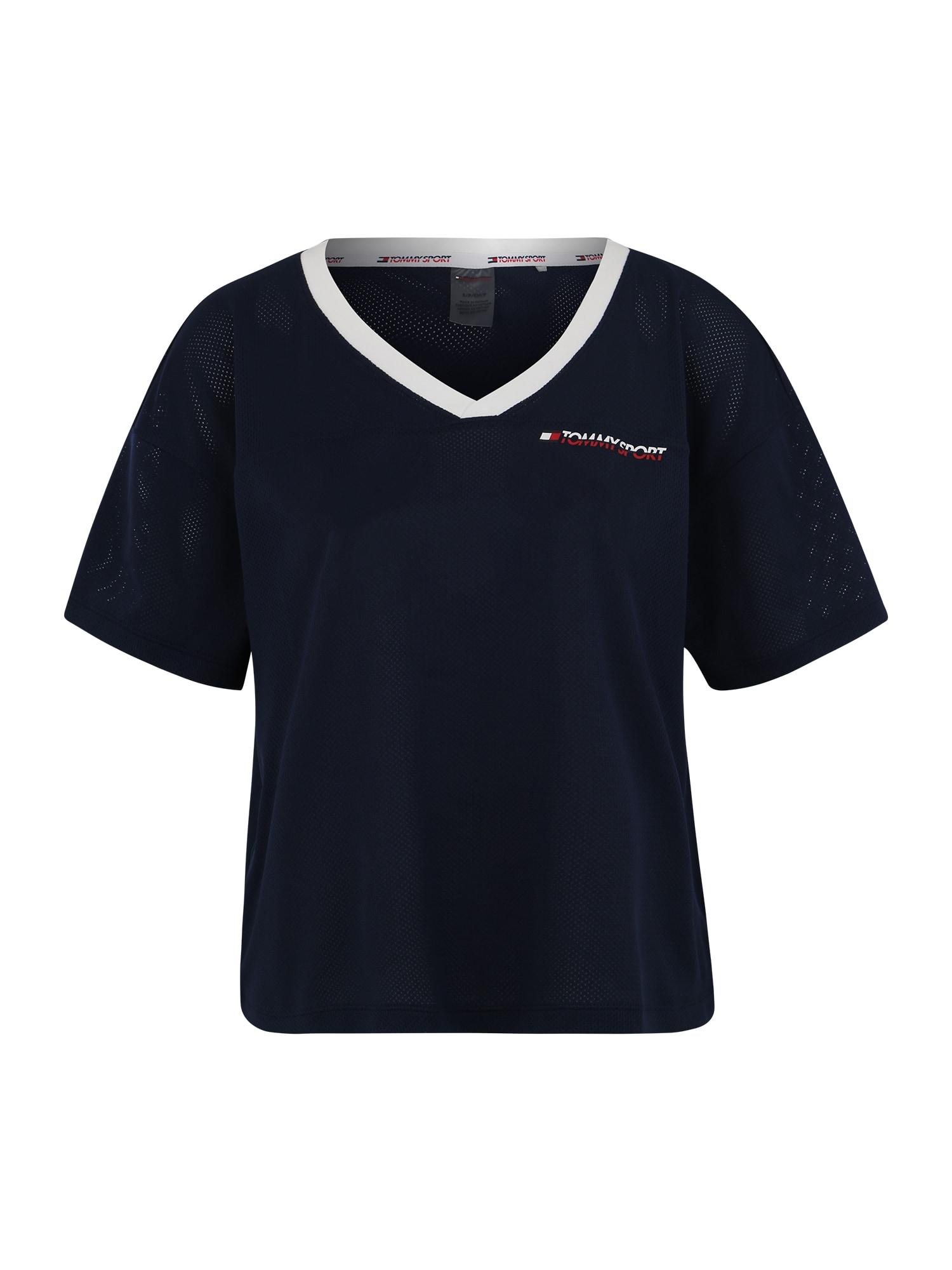 Funkční tričko námořnická modř Tommy Sport
