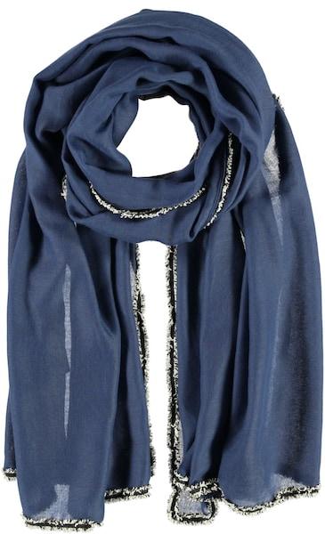 Schals für Frauen - Passigatti Schal 'Marta' blau grau  - Onlineshop ABOUT YOU